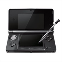 Nintendo 3DS Console System Cosmo Black Console From Japan New - $223.24