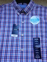 "NWT New IZOD Cool FX S/S Cotton Blend ""Breeze"" SHIRT Size L Large Free U... - $17.07"