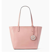 NWT Kate Spade Rosa Medium Tote Pink Rosycheeks WKRU6061 $299 Leather  - $97.02