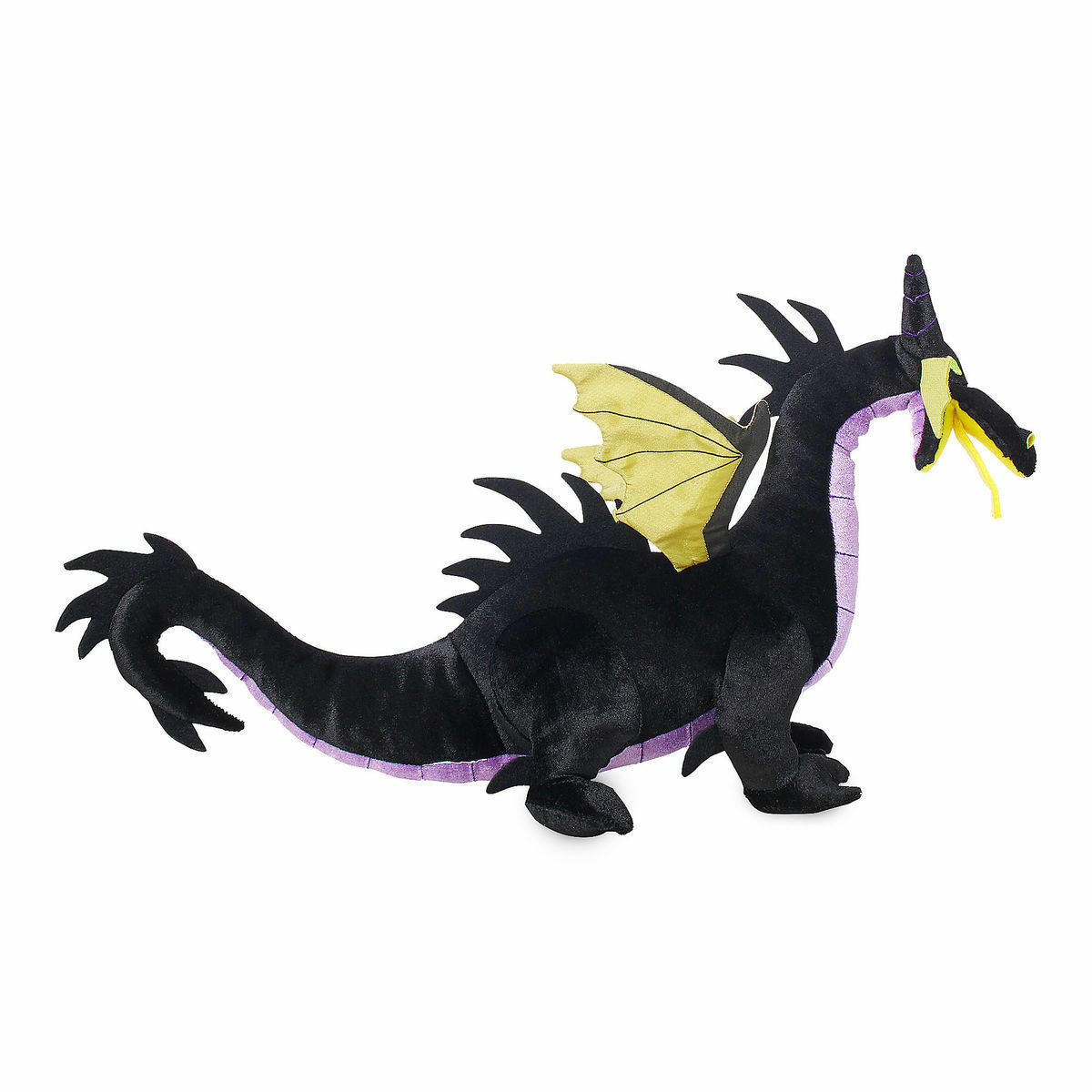 Disney Maleficent as Dragon Plush Sleeping Beauty Medium 19'' New with Tags