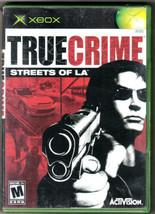 True Crime: Streets of L.A. (Microsoft Xbox, 2003) - $3.79