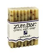 Indigo Wild Zum Bar Goat's Milk Soap Patchouli, 3 Ounces - $8.95