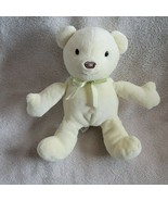 Carters Classics All About A Bear Teddy Stuffed Plush Yellow XOXO - $39.59