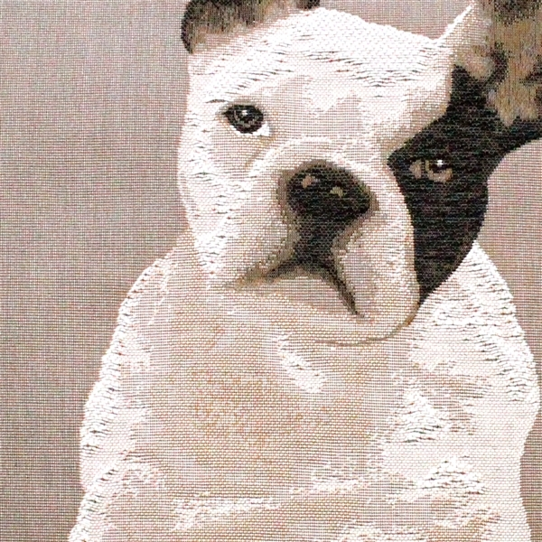 Pillow Decor - French Bulldog Tapestry Pillow