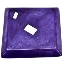 Vaneal Group Hand Carved Kisii Soapstone Butterfly Square Trinket Dish Kenya image 2