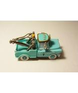 Disney Pixar Cars Toon Dr. Mater Tow Truck #9 Aqua Rescue Squad Mask Down - $9.99