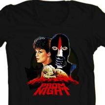 Prom Night t-shirt retro 80s 70s horror film movie tee Jamie Lee Curtis image 1