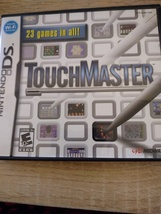 Nintendo DS TouchMaster image 1