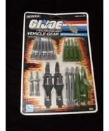 G.I. Joe Vehicle Gear Accessory Pack 1986 New Hasbro GI Joe - $16.99