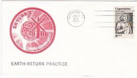 SKYLAB I EARTH-RETURN PRACTICE HOUSTON, TEXAS JUNE 16, 1973 - $1.78
