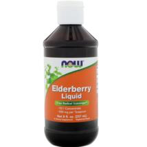 NOW Elderberry Liquid | Dietary Supplement - 237 ml - $26.96