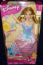 Vintage•2002•Mattel•Barbie•International•Disney Princess Aurora•Sleeping... - $49.99