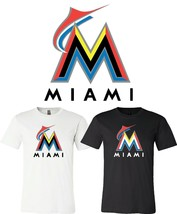 Miami Marlins  Team Shirt   jersey shirt - $9.49+