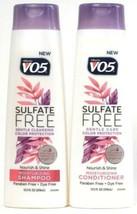 Alberto VO5 12.5 Oz Sulfate Free Moisturizing Gentle Shampoo & Condition... - $16.82