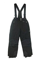 Weatherproof Boys 4-Way Stretch Ski Pant W/ Zip Off Suspender M 10/12 - $19.79