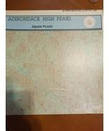 "vintage HIGH peaks jigsaw puzzle 18""×24"" 500 pieces RARE Mt. Marcy Quadr... - $97.02"