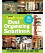 Best Organizing Solutions : by Family Handyman - $11.53