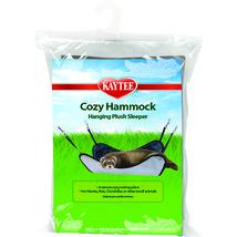 Super Pet Assorted Plush Hanging Sleeper Hammock 14.5x14.4 In - $21.22