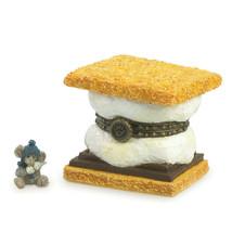"Boyds Treasure Box ""Toasty's S'more w/ Graham Mcnibble"" #4035825- NIB -2013 - $29.99"