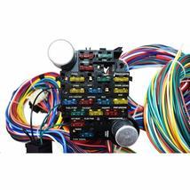 21 Circuit Wiring Harness Street Hot Rat Rod Custom Universal Wire Kit XL WIRES image 3