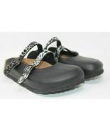Birkenstock Birki Size 5 Black Comfort Nurse Clog Closed Toe Sandals EUR... - $75.99