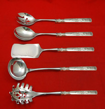 Fontainebleau by Gorham Sterling Silver Hostess Set 5pc HHWS  Custom Made - $1,290.20