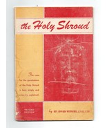 The Holy Shroud/Edward Wuenschell/Preowned Religion Booklet - $4.50