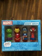 Marvel Body Wash Set!!!  NEW!!! - $24.00