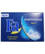 Fa- Energizing Sport Bar Soap - $2.30