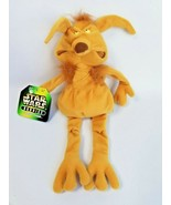 Star Wars Buddies Salacious Crumb Plush Toy NWT - $14.21