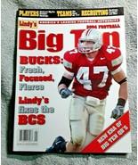 Lindys 2004 Big Ten College Football Magazine A J Hawk Ohio State - $9.89