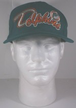 Miami Dolphins NFL Starter Starfit Adult Cap Size 7-7 3/4 Green w/orange... - $12.86