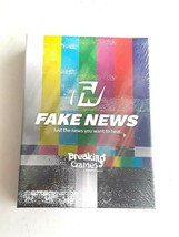Fake News - Just the News You Want to Hear by Breaking Games - $12.21