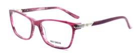 Harley Davidson HD0531 065 Women's Eyeglasses Frames 53-16-135 Mauve + CASE - $47.32