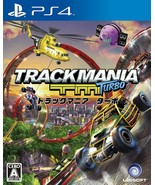 PS4 TrackMania Track Mania Turbo Japan PlayStation 4 Game Region Free Game - $55.29