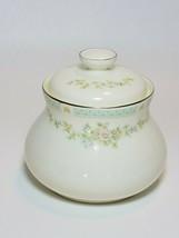 Royal Doulton Stephanie English China Sugar Bowl w/Lid Romance Collectio... - £15.28 GBP