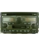 Honda Pilot 2003-2005 CD Cassette radio 1TV2. OEM factory original stere... - $67.75