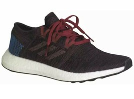 Adidas Pureboost Boost Element Night Red/Maroon/Blue Running Shoes AH2326 - $84.15