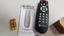 Lot of 10 NEW Motorola Universal RT-DTA+TV Remote Control - $60.51