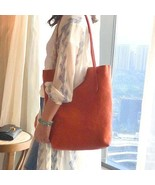 On Sale, Women Tote Bag, Full Grain Leather Bucket Bag, Ladies Shoulder Bag - $180.00