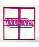 JMU Letters James Madison University Athletics Cookie Cutter USA PR3447 - $2.99