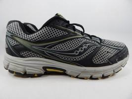 Saucony Cohesion TR8 Size 13 M (D) EU 48 Men's Trail Running Shoes Gray S25219-2