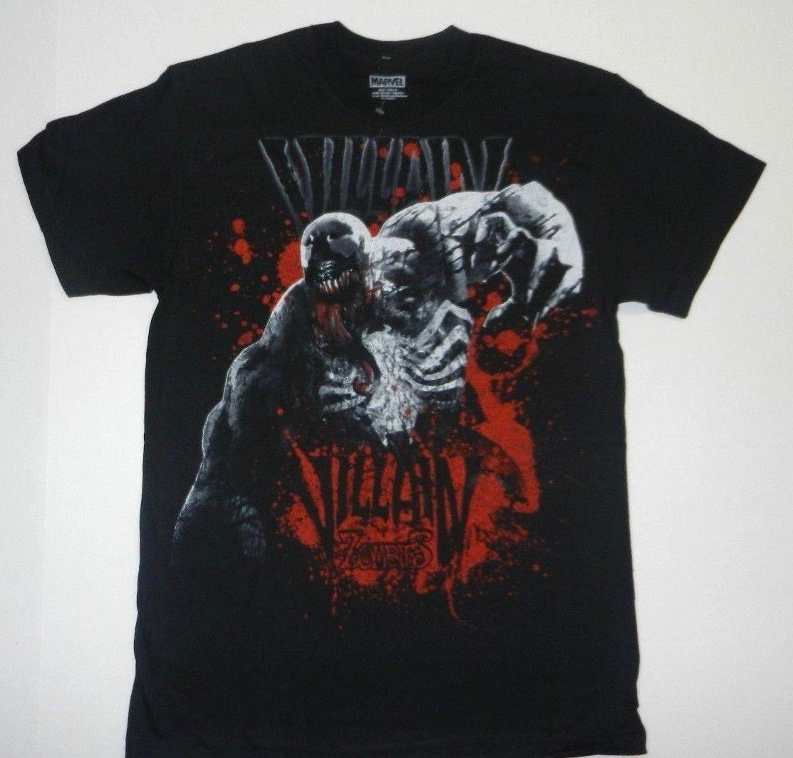 Official Marvel Comics Spider-Man VENOM EYES T-Shirt Tee S-XXL NEW /& IN STOCK