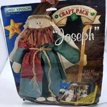 """Daisy Kingdom #0130-05000 Joseph Doll Kit Finished Size 17"""" Dated 1997 Sealed - $18.99"""