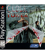 Clock Tower PS1 Great Condition Fast Shipping - $129.93