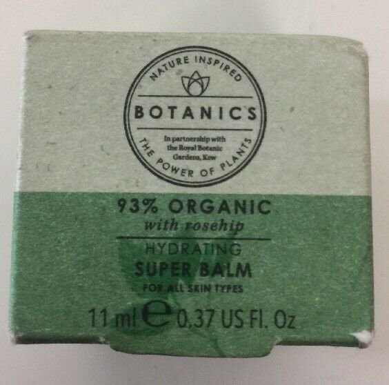Primary image for (New) Botanics Organic Hydrating Super Balm - 11 ml