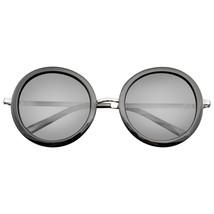 New Round Circle Fashion Designer Celebrity Womans Sunglasses - $8.50
