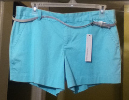 Calvin Klein Jeans, Cotton Shorts in Rainwater, Size 14 NWT - $13.55