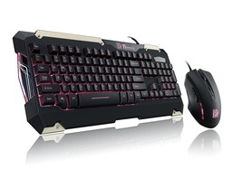 Gaming Computer Mouse, E-sports Keyboard Combo Pc Pro Optical Gaming Mou... - $54.99