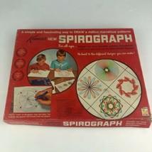 Vintage  Kenner's Spirograph Design Toy Drawing Sets Regular Plus Paper ... - $9.87